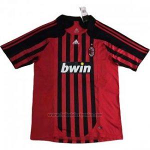 Camiseta AC Milan Primera Retro 2007-2008