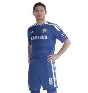 Camiseta Chelsea Primera Retro 2011-2012