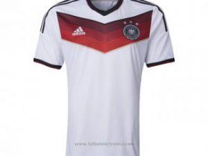 Camiseta Alemania Primera Retro 2014