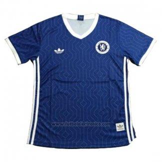 Camiseta Chelsea Retro 2016-2017