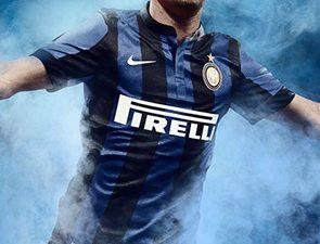Camiseta Inter Milan Primera Retro 2013-2014